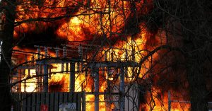how to prevent transformers fire risks