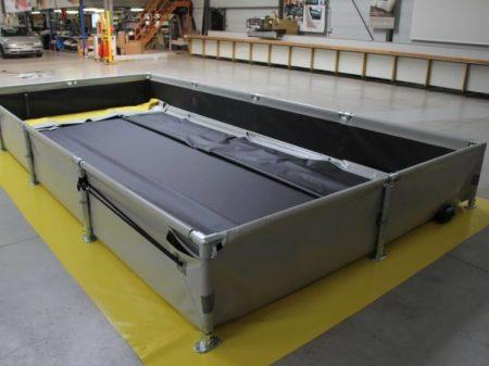 BSTUB - Tubular temporary storage bunds